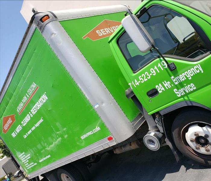 Why SERVPRO For immediate service in Buena Park, Call SERVPRO