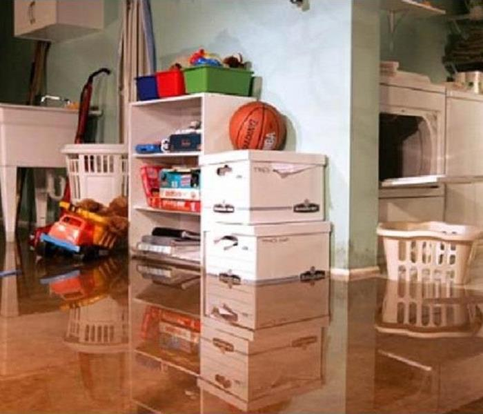 Water Damage Buena Park Residents: We Specialize in Flooded Basement Cleanup and Restoration!