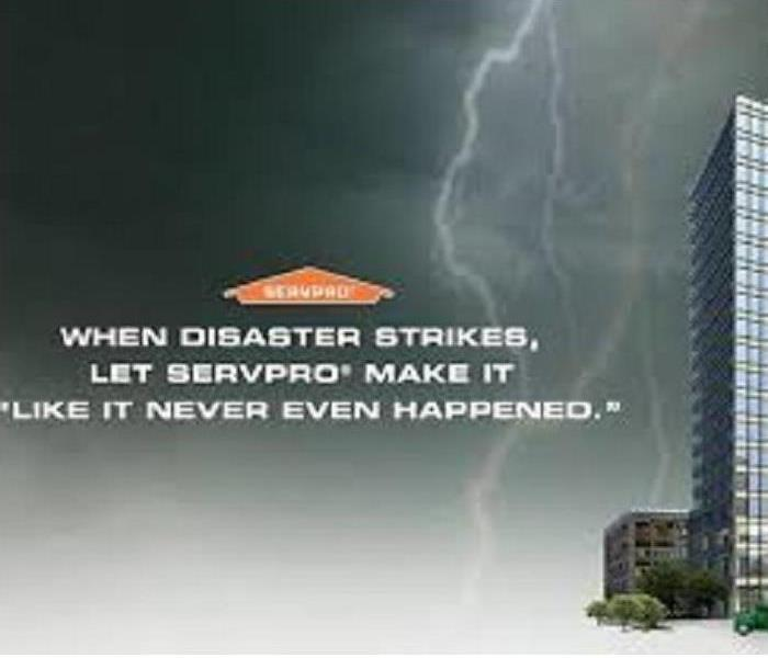 Storm Damage When Disaster Strikes
